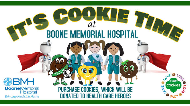 Cookie Time-Health Care Heroes 2021-TWIT