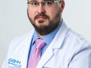 Boone Memorial Hospital welcomes Richard McNeilly, DO, FCCP (Pulmonary, Critical Care)