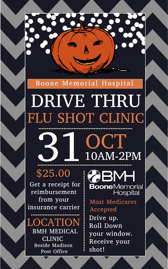 Drive Thru Flu Shot Clinic-Flier.jpg