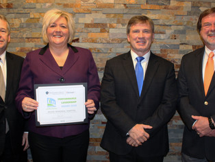 Boone Memorial Hospital Receives National Recognition for Performance Leadership in Patient Perspect