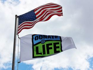 Boone Memorial Hospital Celebrates National Donate Life Month