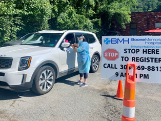 BMH continues to offer COVID-19 Drive-Thru testing in Madison