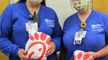 BMH celebrates National Hospital Week: 'Inspiring Hope through Healing' - Awards COVID-19 Hero bonus