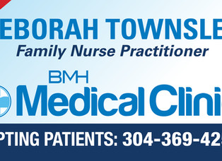 BMH Family Nurse Practitioner, Deborah Townsley is accepting new patients