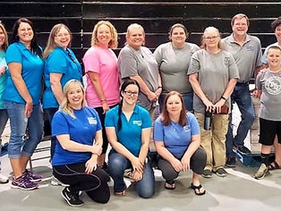 Boone Memorial Hospital employees participate in Backpack Buddy Program