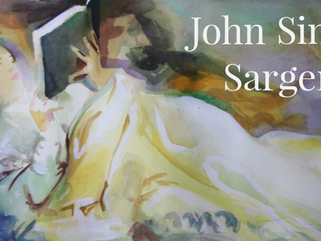 Painting with Sargent