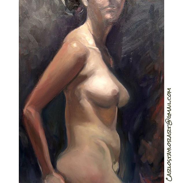 Studio nude