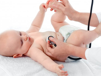 Baby Massage & Your Baby's Immune System
