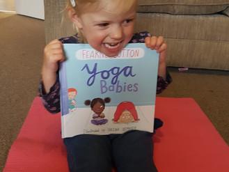 Yoga Babies - A Review