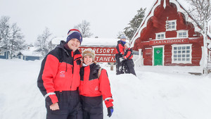 An amazing trip to Lapland
