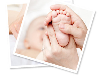 The Magic of Baby's Feet