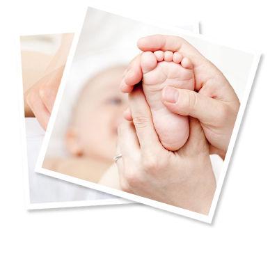 Baby Massage 10.00AM 11/10/21 - 08/11/21
