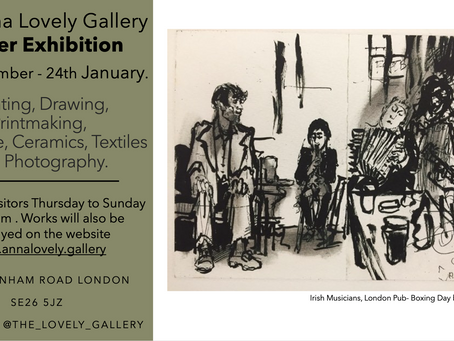 The Lovely Gallery Winter Exhibition 2020