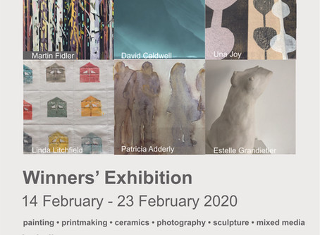 Exhibition at The Anna Lovely Gallery Sydenham, opening on Thursday 13 February
