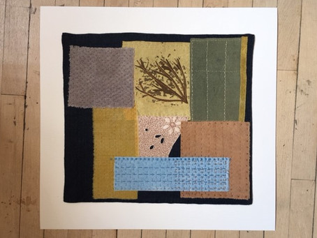 New Embroidery Group: Colour Works