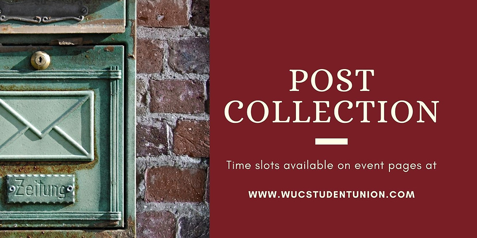 Post Collection Thursday 24th September