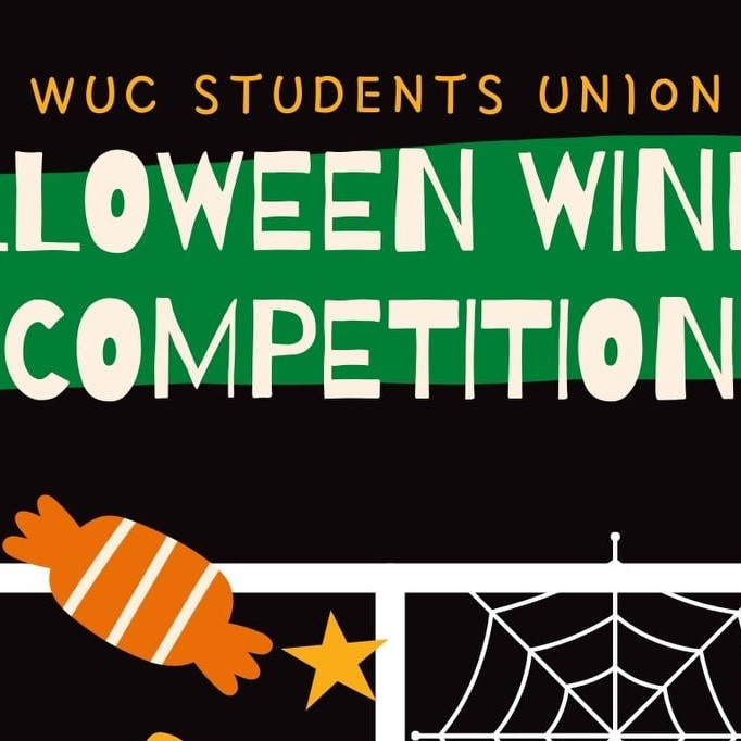 Halloween Window Competition