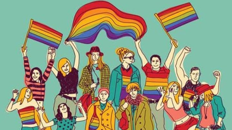 LGBTQ+ Artists and Allies Party