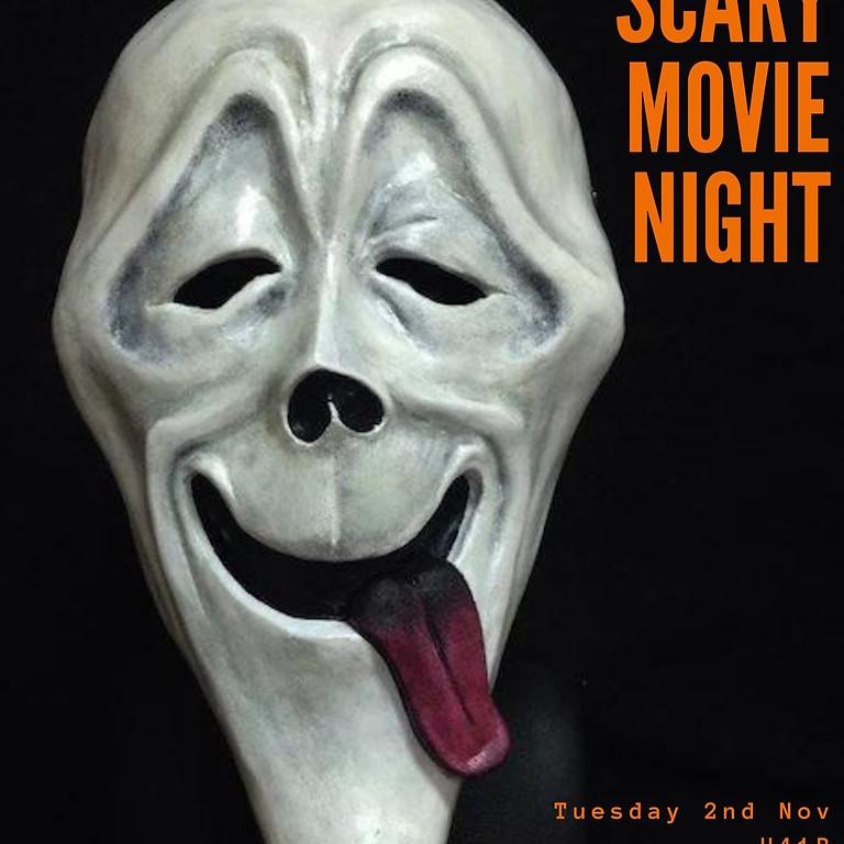A Very Scary Movie Night
