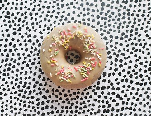 Birthday Vanilla - (Large) DOughNOT eat Soy Wax Melt - Vegan Friendly