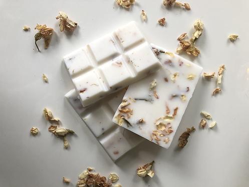 Jasmine Botanical Soy Wax Melt Snap Bars - Vegan Friendly