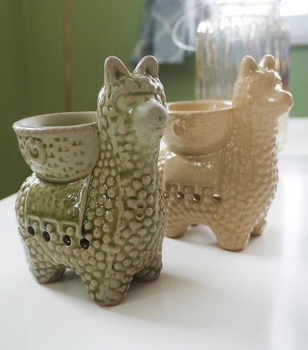 Llama Ceramic Wax / Oil Burner