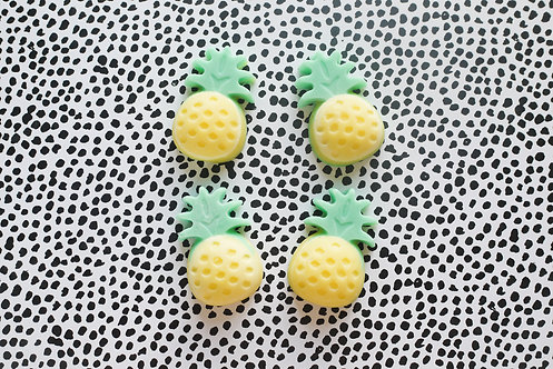 Pineapple - Pack of 4 Soy Wax Melts - Vegan Friendly