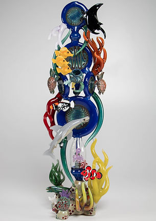 Luxury smoking tubes, Joe Peters Sealife Upline