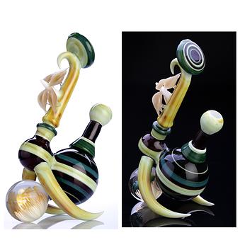 Michael Svenson Svenglass High End Functional Glass Pipes