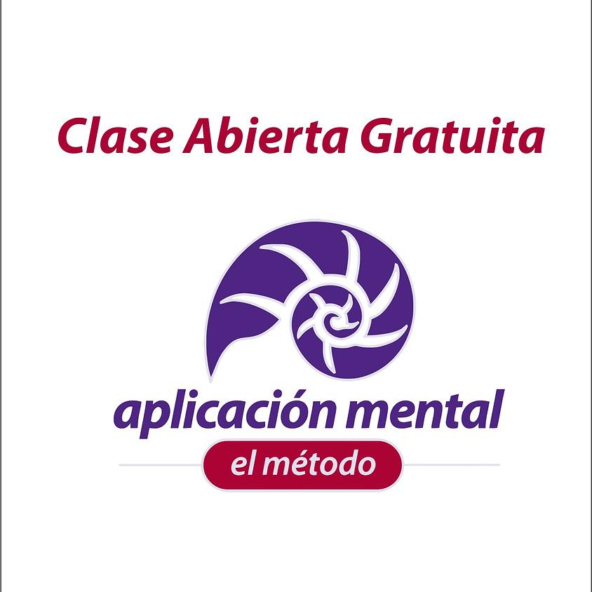 Clase Abierta Presencial  de la Mtra Adriana Ochoa