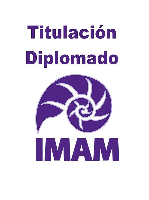 Pago Titulación Diplomado IMAM