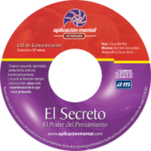 El Secreto CD físico