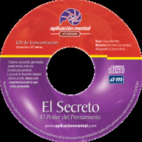 El Secreto CD físico