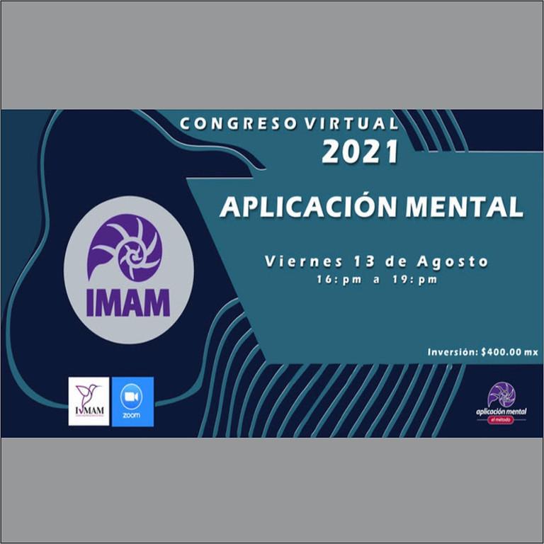 Congreso Virtual de Aplicación Mental 2021