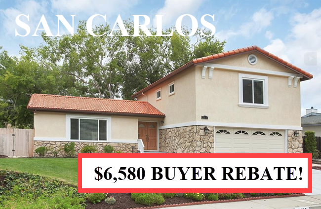 Buyer Rebate San Diego Savings SAN CARLO