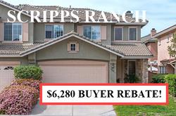 Buyer Rebate San Diego Savings SCRIPPS R