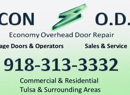 ECON O.D. Garage Door Sales and Service