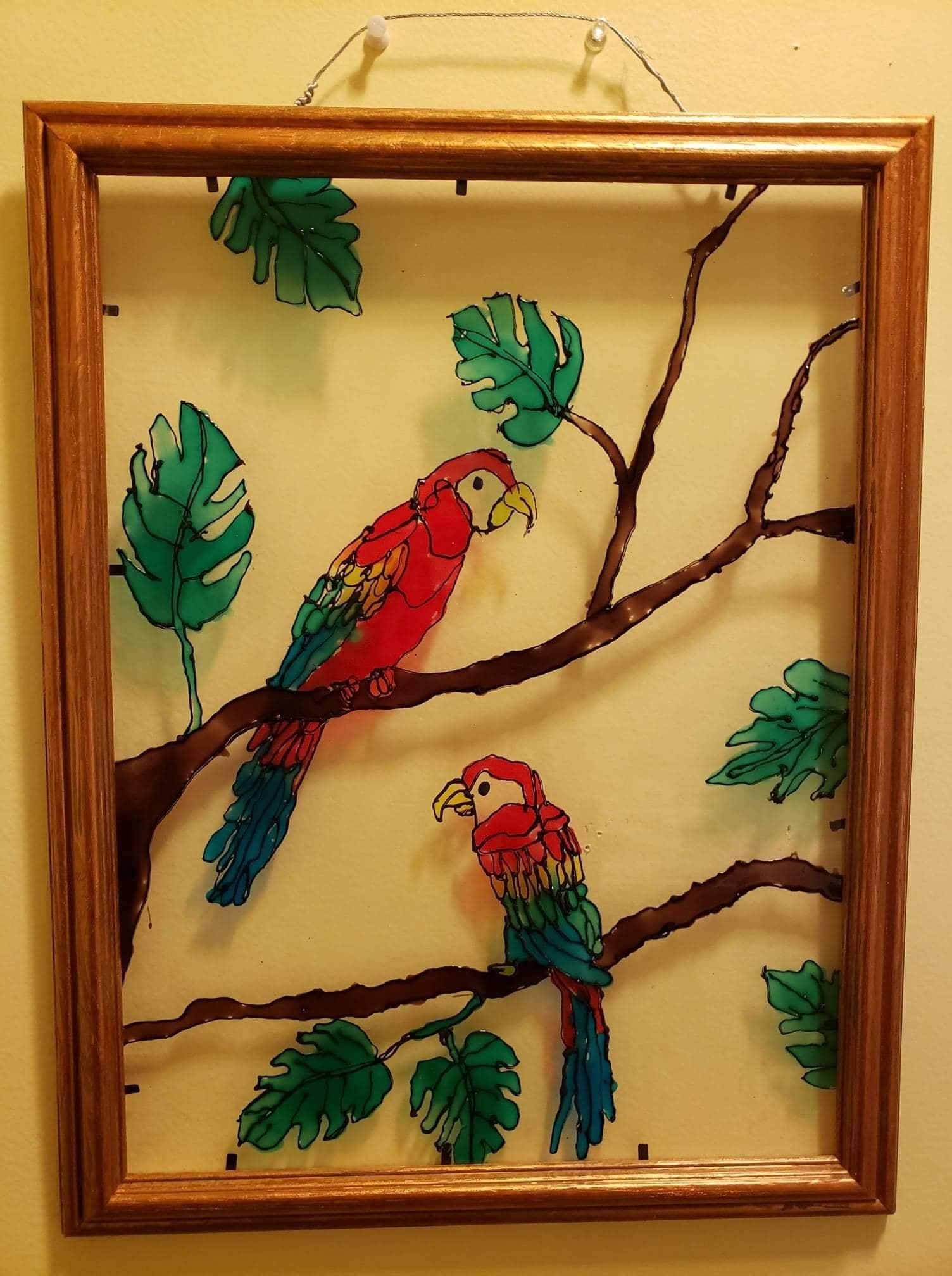 6 - Parrots