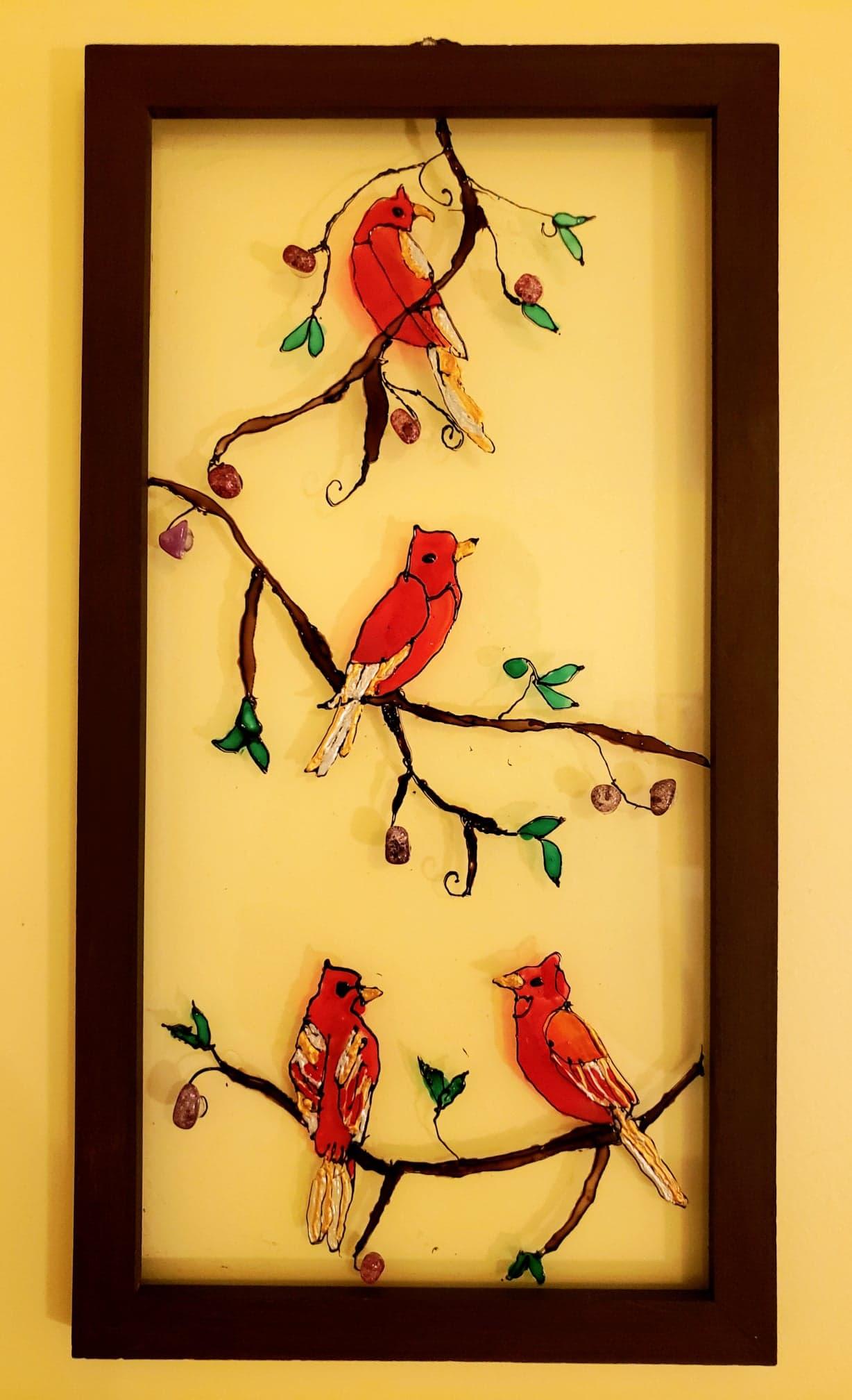 4 - Cardinals