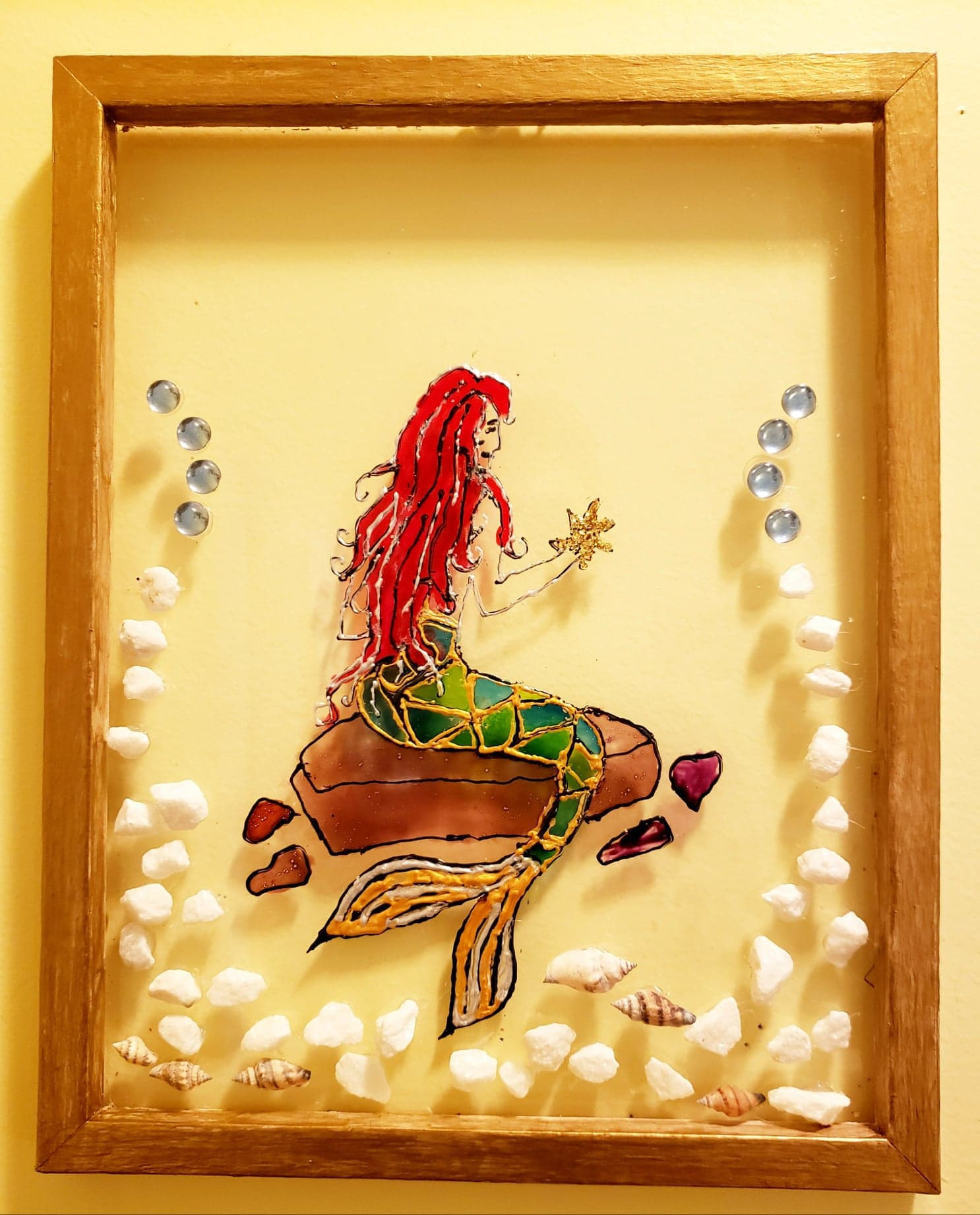 1 - Mermaid 1