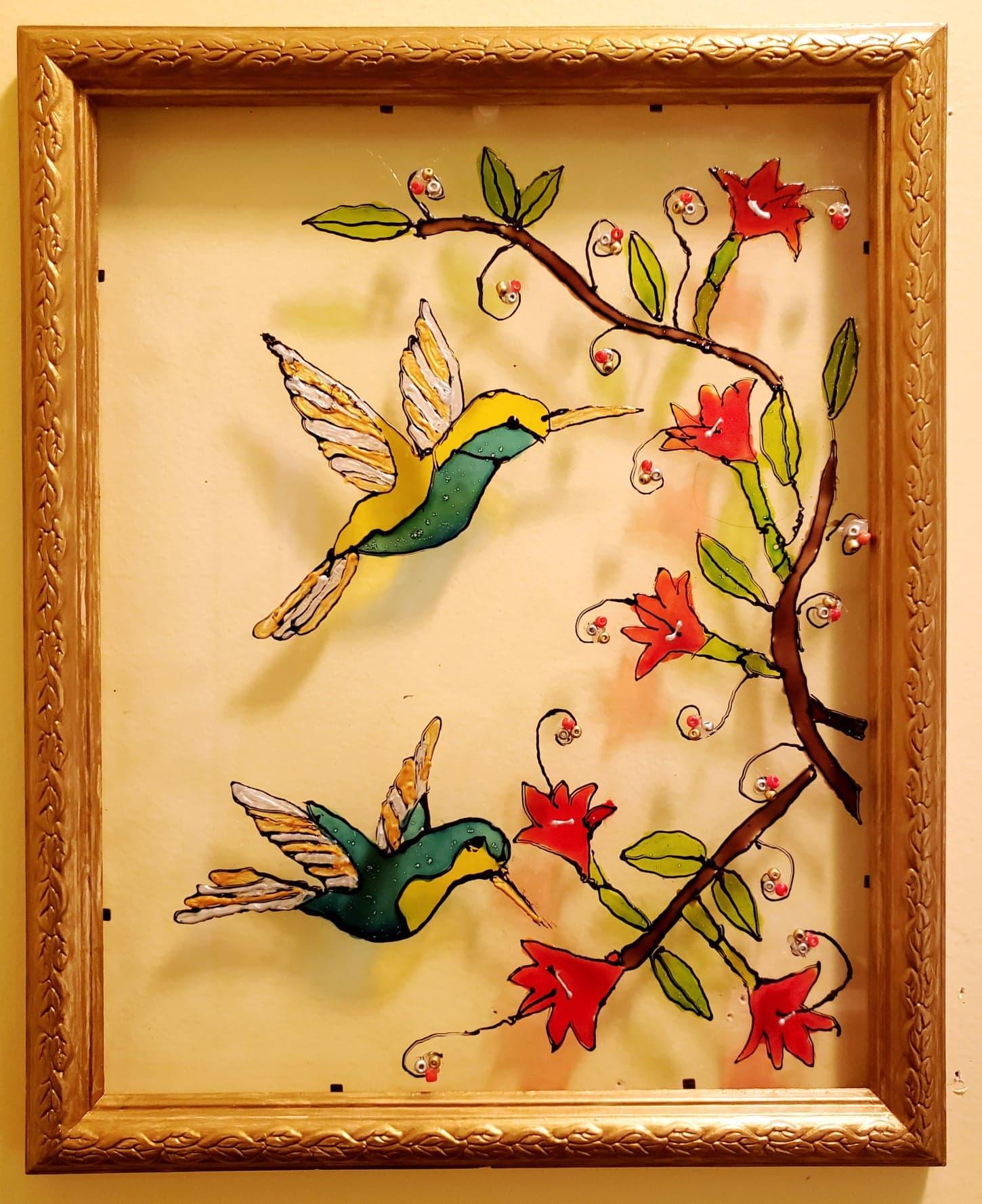 2 - Hummingbird