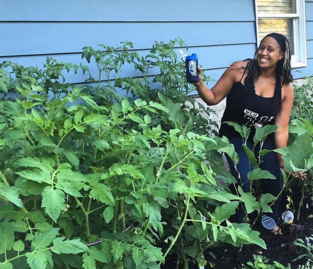 The Bullock Garden Project, Inc. Founder and CEO Sonya Harris