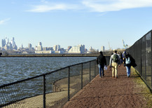 Walking path to Fishing Pier