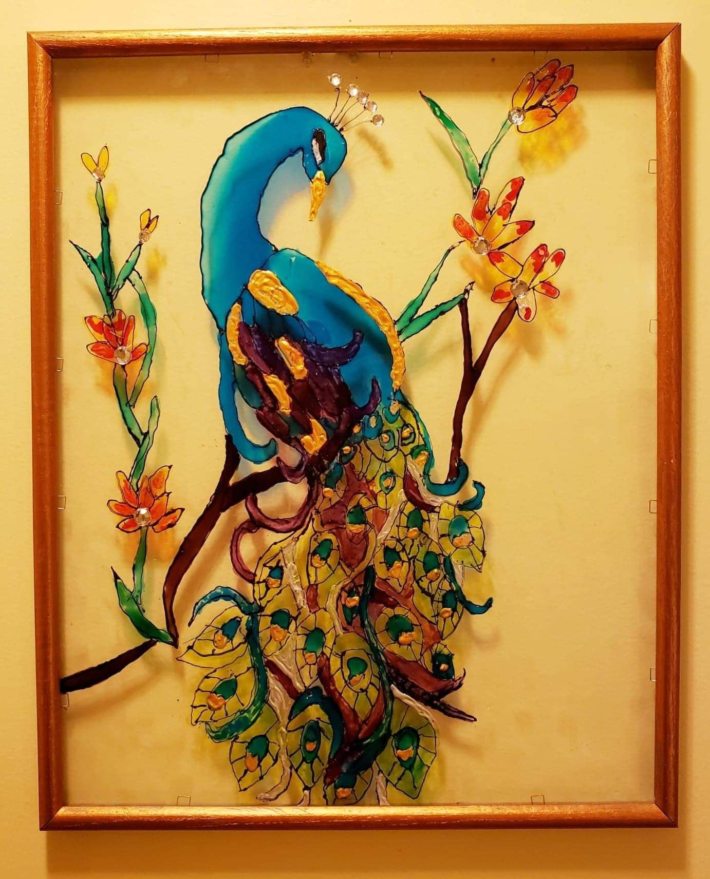 3 - Peacock