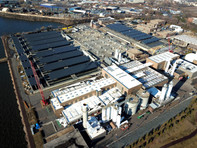 Camden County Wastewater Treatment Plant