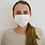 Thumbnail: White Reusable Organic Cotton Face Mask