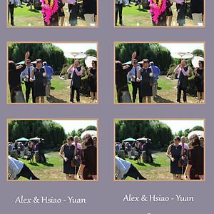 Alex & Hsiao