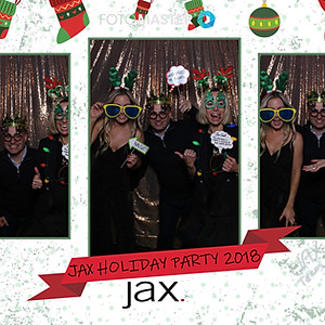Jax Vineyards 2018 Holiday Party