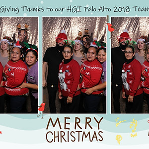 HGI Palo Alto Holiday Party 2018