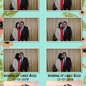 Lance & Sisi's Wedding